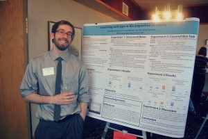 "Brandon Grenier, ""Studying the Acquisition of Boundedness in Children: Learning Novel Verbs and Adjectives"""